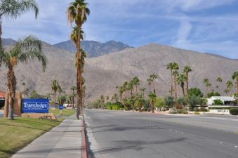 Landschaft Palm Springs